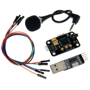 Geeetech-Voice-Recognition-Module-amp-microphone-USB-to-RS232-TTL-Converter