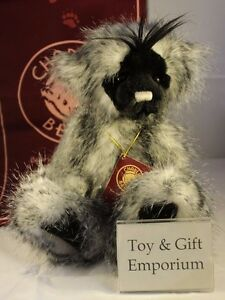 Special Offer Charlie Bears Hinckley Dolls & Bears brand New Rrp £48 Artist