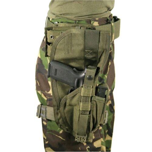 BlackHawk 40XP00OD Universal RH Nylon Special Operations Holster Olive Drab