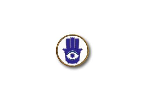 pin button pins anstecker Anstecknade auge fatima hamsa khamsa kabbala