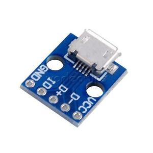 10PCS-CJMCU-Micro-USB-Interface-Board-Power-Switch-5V-Interface