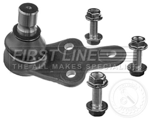 GENUINE 5 YEAR WARRANTY First Line Front Left Lower Ball Joint FBJ5697