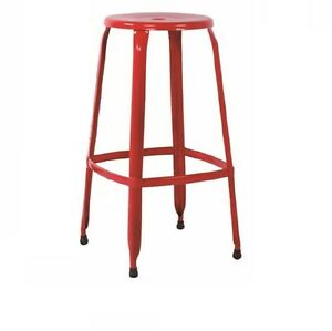 NEW-Austin-HIGH-Bar-Stool-Stackable-Metal-stool-BEST-Quality