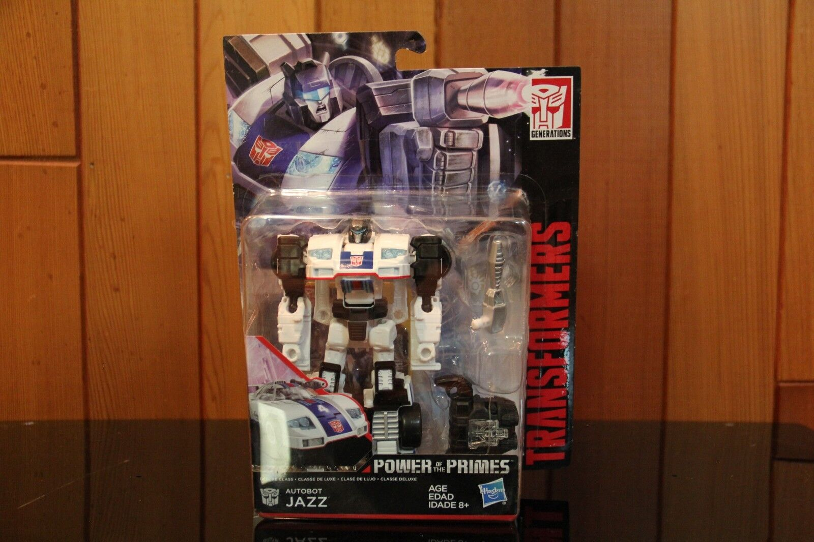 Transformers Generations Power of The Primes MOB