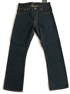 Slim Dritto Raw Taglio Uomo Dry Greycast Jim jeans Nudie hose 6cFIHfFq