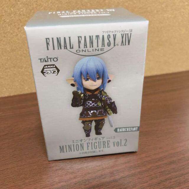 Taito Final Fantasy XIV Minion Figure Vol.2 Ol Gerhard Fan