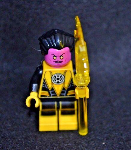 SINESTRO ~ Minifigure ~ Lego DC Super Heroes ~ MINT ~ NEW