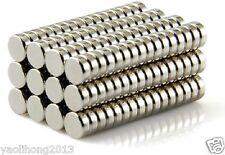 500pc 3  x 1.5 mm Disc Rare-Earth Neodymium Magnets Magnet 1/8 inch x 1/16 inch
