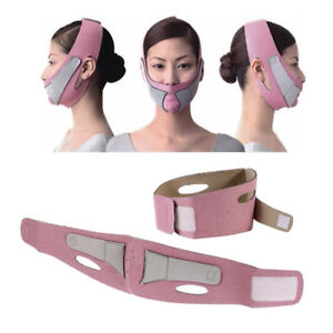 Stop-Snoring-Chin-Strap-Snore-Belt-Anti-Apnea-Jaw-Solution-Sleep-V-type-Facelift