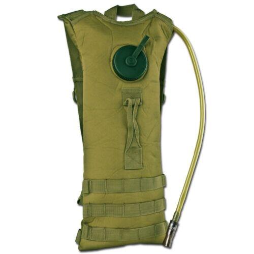 Mil-Tec Trinkrucksack Rucksack Trinksystem Waterpack Basic oliv 3 l