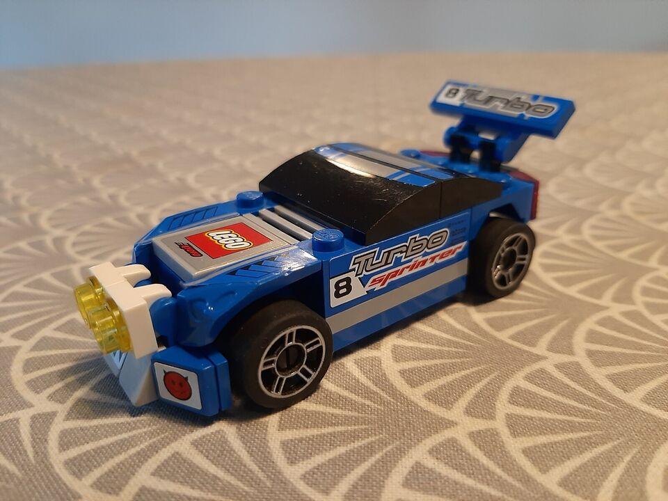 Lego Racers, Tiny Turbos 8119 8120 8148