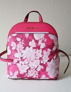 fa119c7a8b Details about Michael Kors Sac à DOS Bag Emmy SM Backpack Granita
