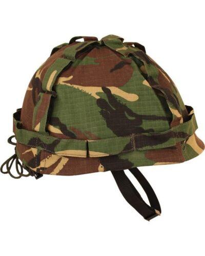 Kids Army T Shirt Trousers Vest Helmet Cap Coat Bag Boys Fancy Dress DPM Camo UK