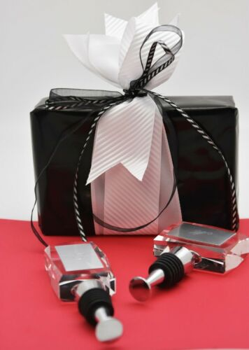 CRYSTAL WINE STOPPER GIFT FOR THAT SPECIAL SOMEONE