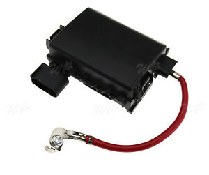 fuse box 3 pin battery terminal for volkswagen vw golf bora jetta rh ebay com