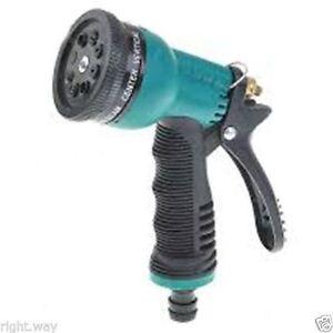 7 in 1 Garden Water Spray Gun Multi Function Water Jet Spray Gun Plastic Gun available at Ebay for Rs.245
