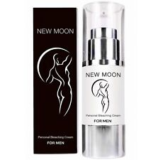 New Moon Personal Skin Lightening Natural Intimate Anal Bleaching Cream For Men