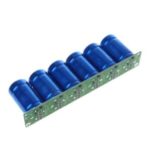 FARAD Capacitor 2.7v 500f 6 Pcs/1 Set Super Capacitance With Protection Board AU