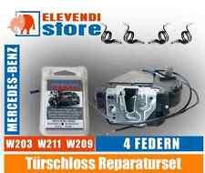 Türschloss Reparaturset - Mercedes W211 E-KLASSE - 4 Feder für 4 Schlösser