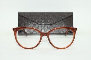 244e8da3ac8c Image is loading Brand-New-Ladies-Gucci-Glasses-Model-GG0093O-Gucci-