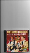 "MERLE HAGGARD & BUCK OWENS, CD ""CALIFORNIA COUNTRY"" NEW SEALED"
