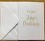 BIRTH//CHRISTENING//BABY SHOWER//GENDER REVEAL Baby Boy Cards