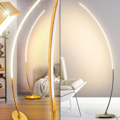 LED edle Stehleuchte Nagu Flur Stand Boden Lampe Schlaf Wohn Dielen Beleuchtung