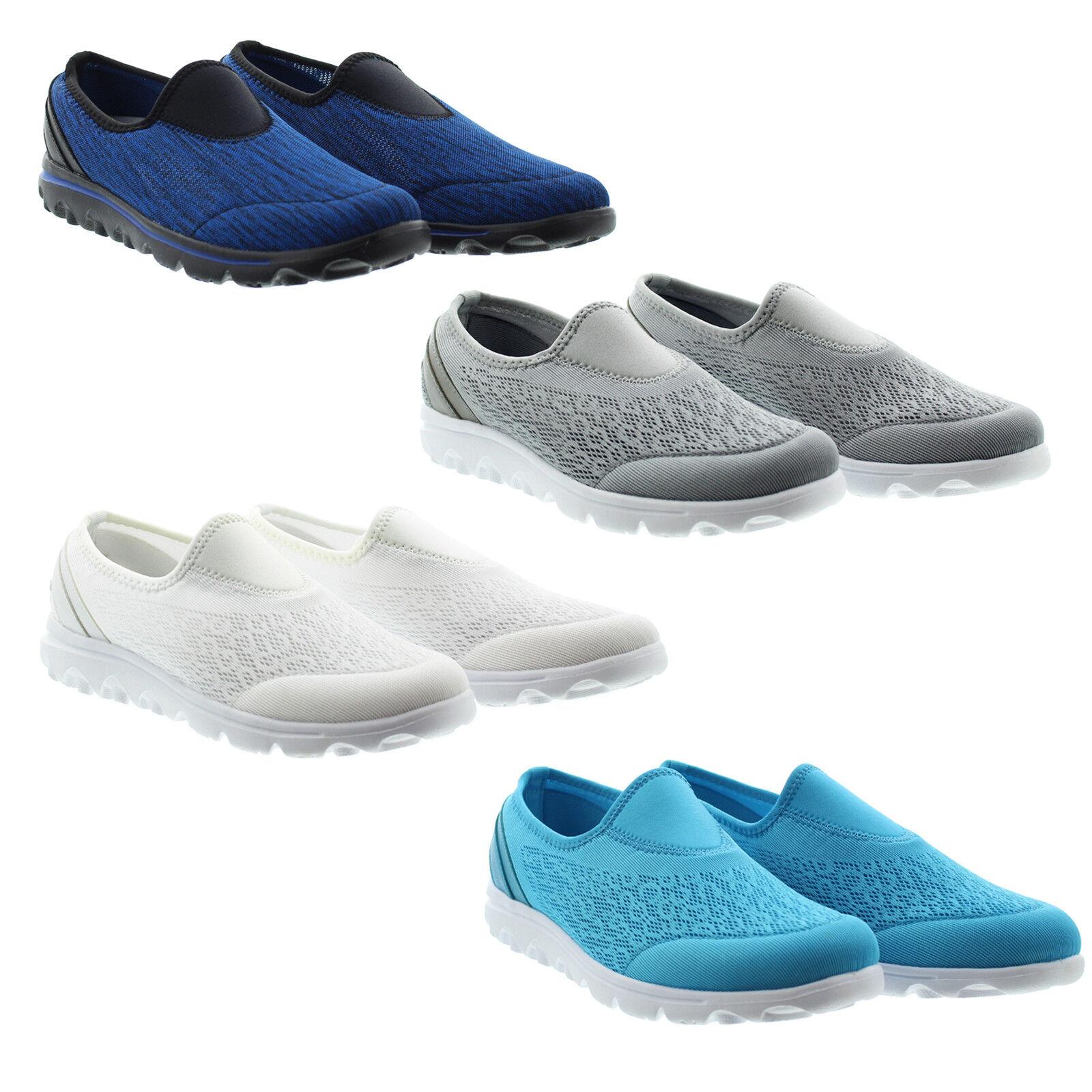 Propet Propet Propet W5104 De Mujer Viaje activo ligero Resbalón en Zapatillas Zapatos De Moda  calidad fantástica