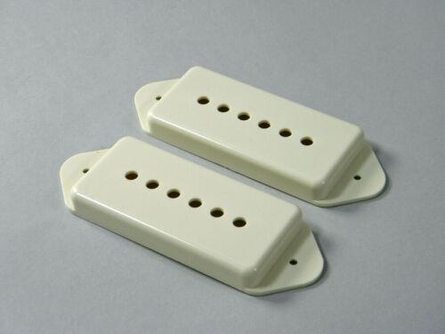 P90 Vintage Cream Dog Ear Cover Set Montreux Selected Fits Strat®