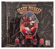 Freddy Pharkas: Frontier Pharmacist (PC - DOS, 1993) BRAND NEW SEALED - DOS GAME