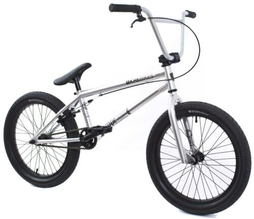 KHE BMX Bike cope FS Limited Silver 20 inch 10,8kg only!