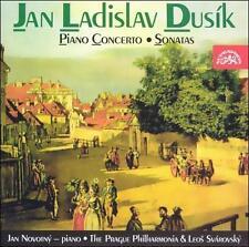 Dussek: Piano Concerto 2003 by Jan Ladislav Dussek; Leos Svarovsky; Prague Philh