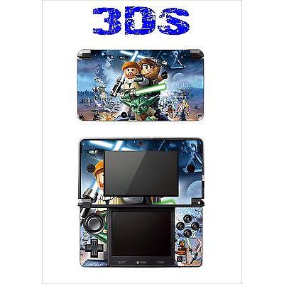 SKIN STICKER AUTOCOLLANT DECO POUR NINTENDO 3DS REF 193 LEGO STAR WARS