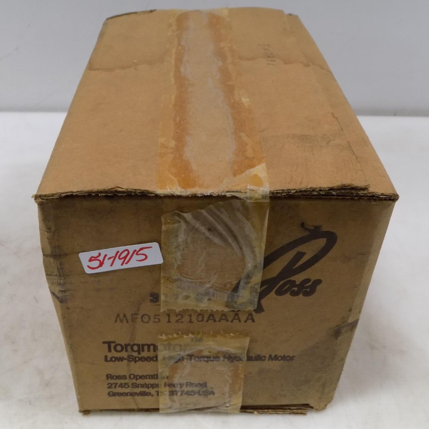 Ross Torqmotor mfo 51210 AAAA Nuevo Nuevo Nuevo En Caja 2c2952