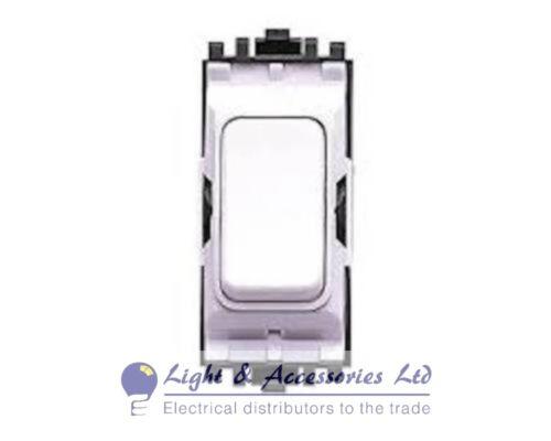 MK K4892 WHI 20A SP White 2 Way Switch
