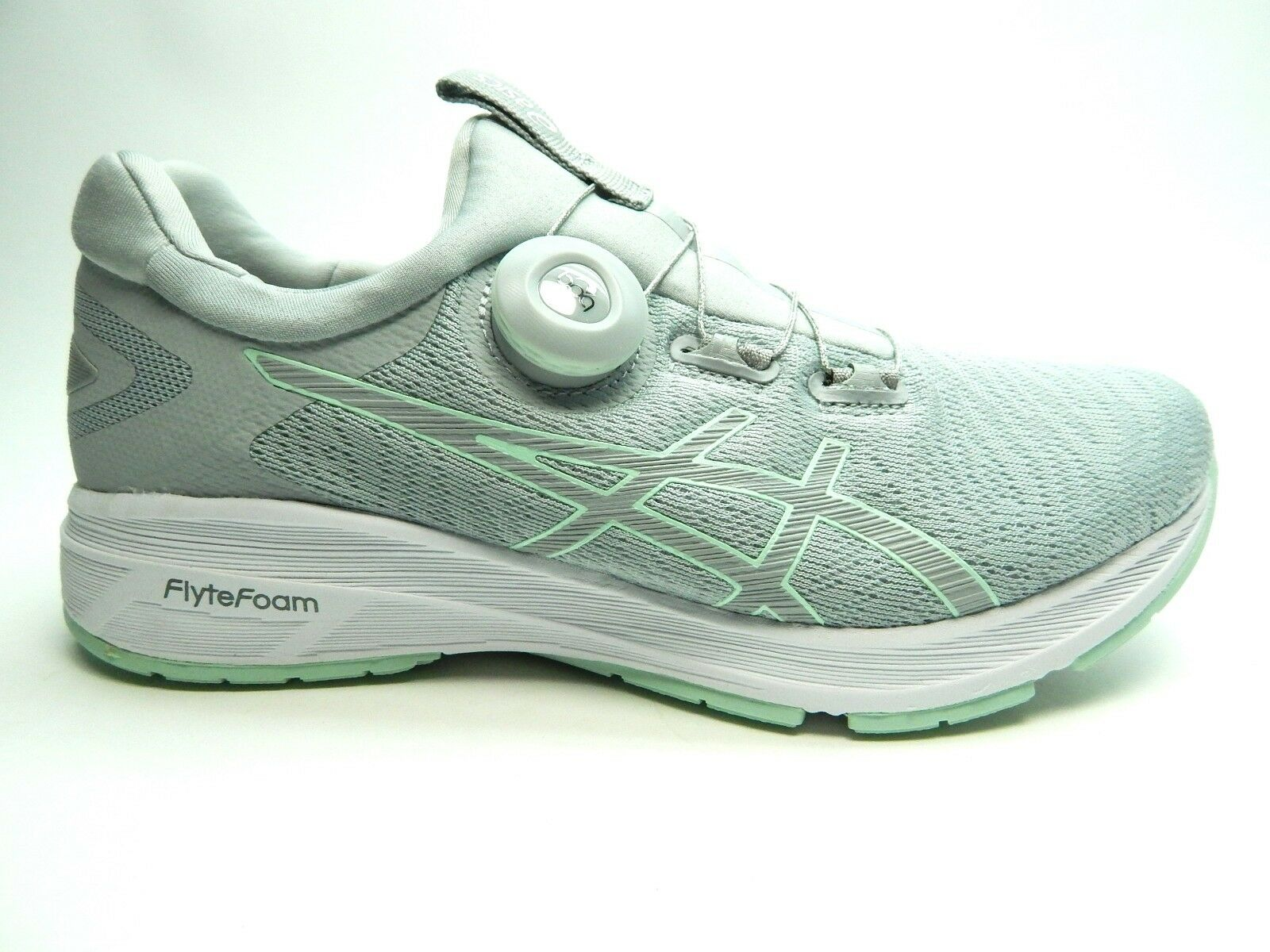ASICS DYNAMIS T7D6N 9696 MID GREY GLACIER GREY WOMEN SHOES