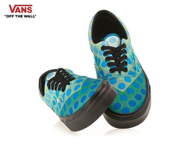 Vans David Bowie X  Era Space Oddity bluee  Fashion Sneakers,shoes Men's