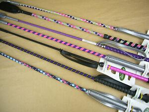 Sonderposten Reitgerte Kindergerten 65 cm 7 Stück violette No. 1154