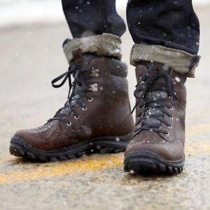 ce987fae74f Details about TIMBERLAND Chillberg Mid Waterproof Winter Boots Brown -  Men's 11.5 - $125