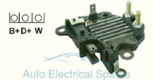Regler NEU für Lichtmaschine LUCAS Ford Fiat Land Rover Perkins MASSEY FERGUSON
