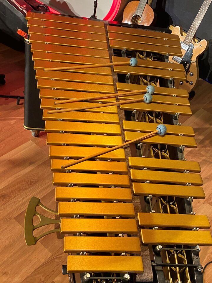 NY PRIS!! Vibrafon Musser M75 Century