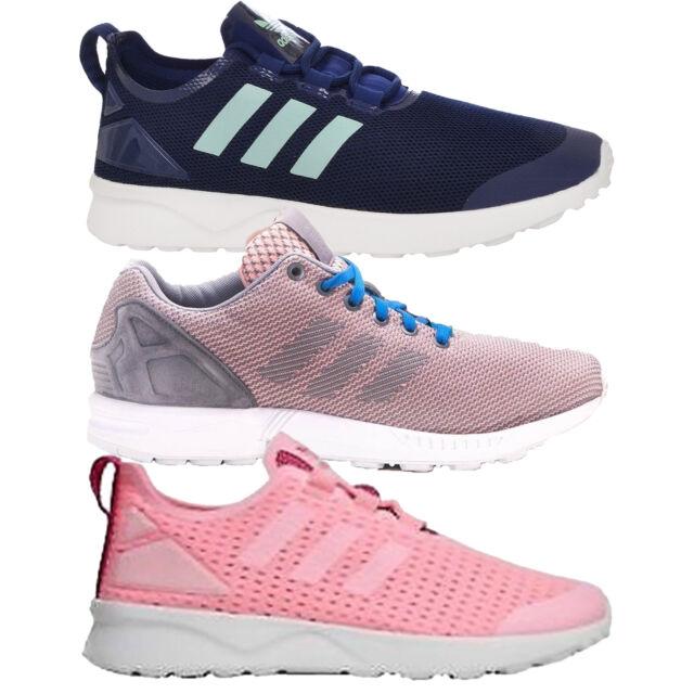buy online e0573 9af41 adidas Originals Mens Womens ZX Flux ADV Verve Gym Shoes Trainers