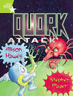 Rigby Star Guided Lime Level: Quork Attack Single by Pearson Education Limited (Paperback, 2001)