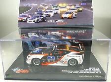LEXUS LFA V10 #50 Kinoshita Iida GAZOO RACING NURBUGRING 2010 MINICHAMPS 1:43