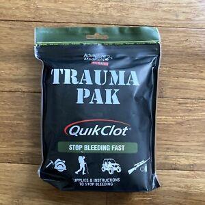 Adventure Medical Kits Trauma Pak with QuikClot Black
