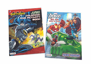 Image Is Loading NEW Set Of 2 Batman And The Avengers