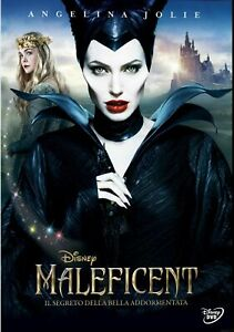 MALEFICENT-DVD-2014-WALT-DISNEY-con-Angelina-Jolie