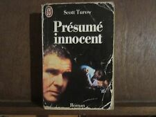 Scott Turow/ Présumé innocent