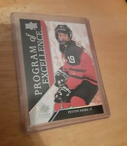 2019-20-Upper-Deck-Team-Canada-Juniors-Peyton-Krebs-Program-of-Excellece-139