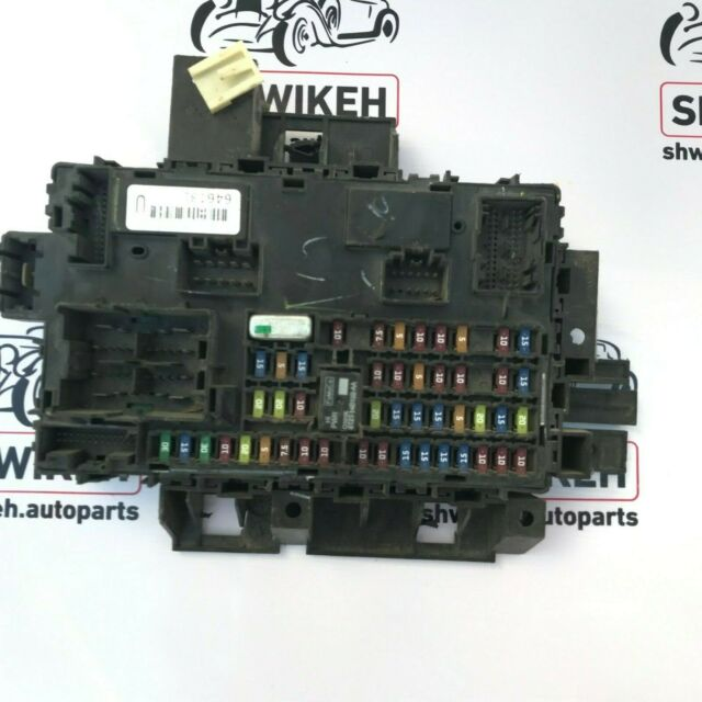 Ford Explorer Smart Junction Relay Fuse Box DG1T14B476AA DG1T-14B476-AA for  sale onlineeBay